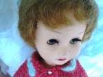 ITALIAN GIRLY DOLLS RED KNIT FACE