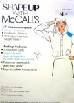 MCCALL SHOULDER PADS