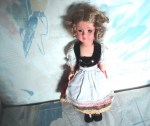 celluloid german doll miss