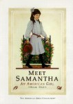 meet samantha hard cover book