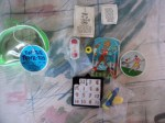 travel toys contents